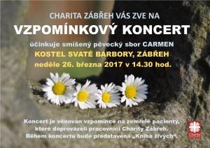 Vzpomínkový koncert